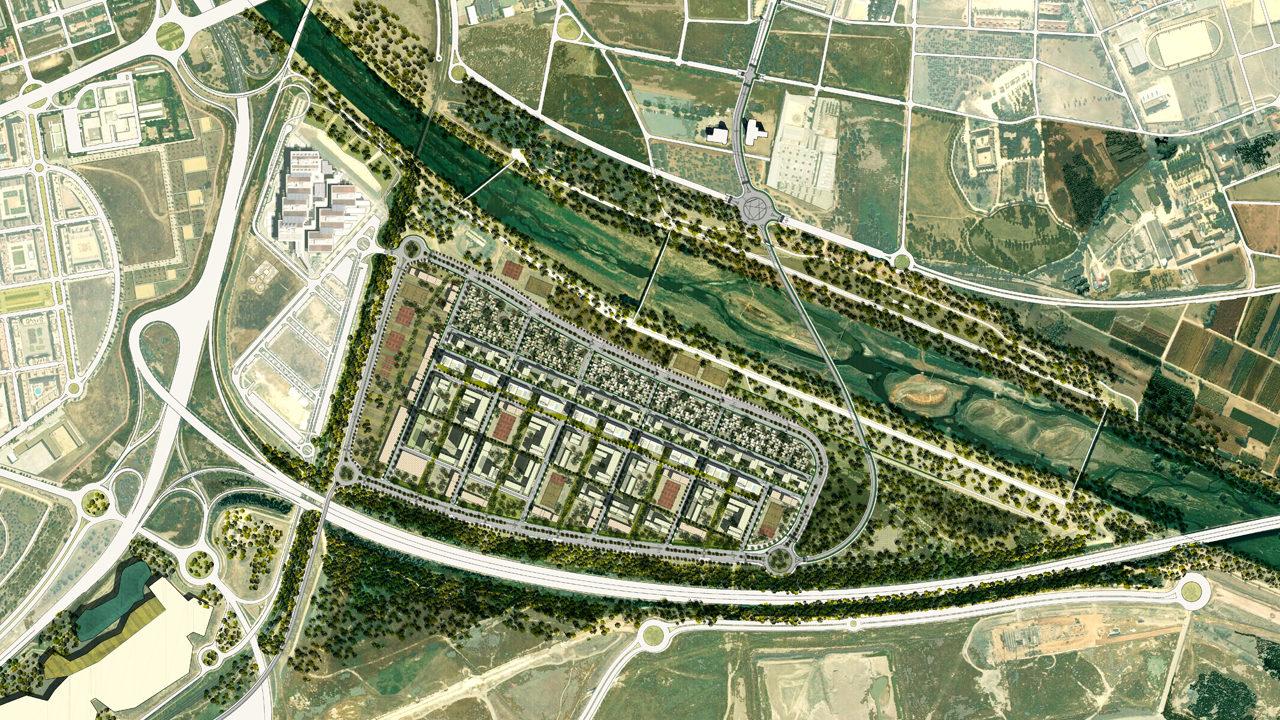 Urbanización Palmas Altas